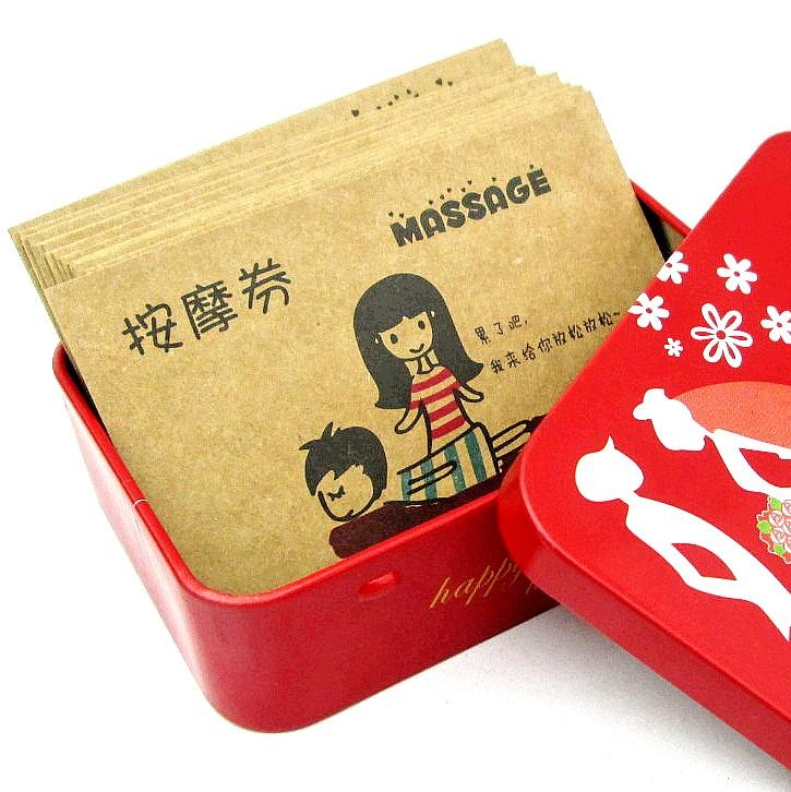 Wd029 valentine gift couple love coupons 20 piece end 1 2 2016 4 46