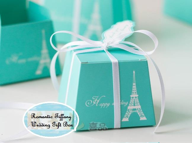 Wedding Gift Box Tiffany Blue : WD015 Tiffany Blue Wedding Gi (end 4/27/2019 3:31 PMMYT )