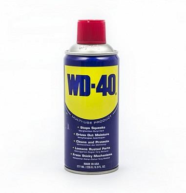 WD40 Anti Rust Lubricant Oil