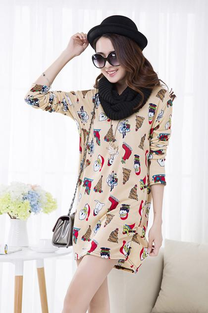 WD6661 Fashion Dress As Picture