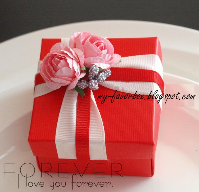 Wedding Gift Box (AA 06) (end 9/22/2016 9:44 AM - MYT )