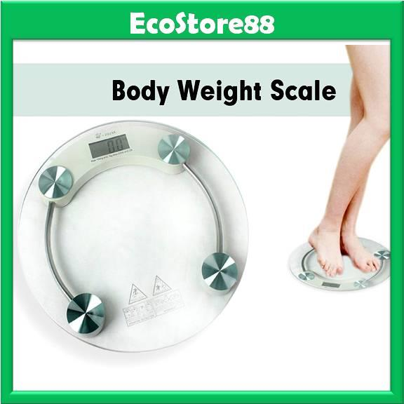 Weighing Machine Glass Digital Scale Electronics