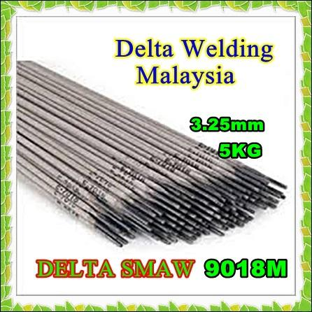 Welding Malaysia Arc Electrodes 9018M (3.25mm) - 5KG