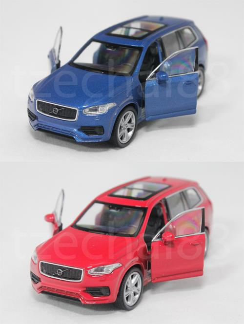 Welly 1:34-1:39 Die Cast 2015 Volvo XC 90 Car 2 Color Model Collection