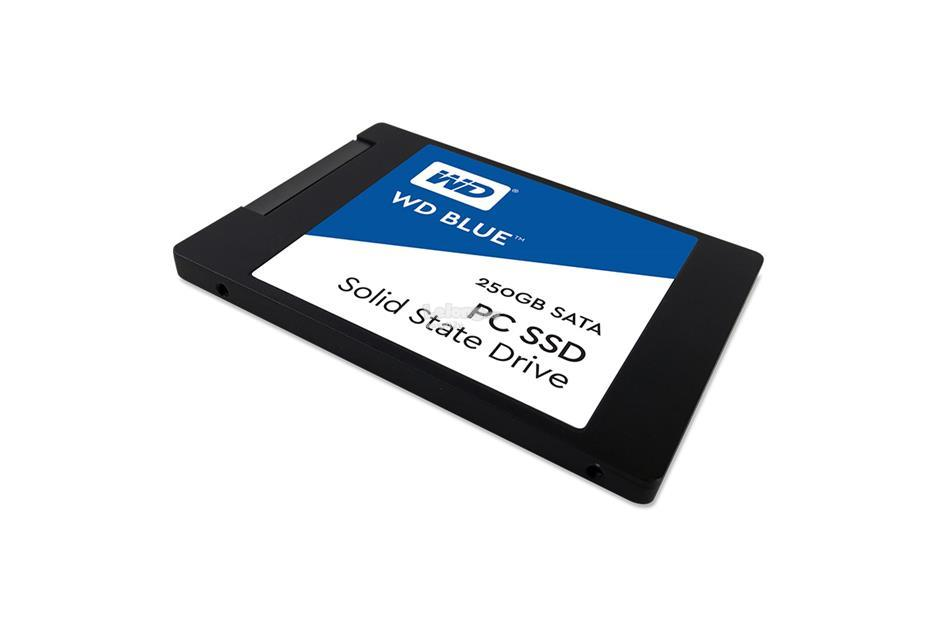 "WESTERN DIGITAL 2.5"" WD BLUE PC SSD 500GB SATA 6GB/S (WDS500G1B0A)"