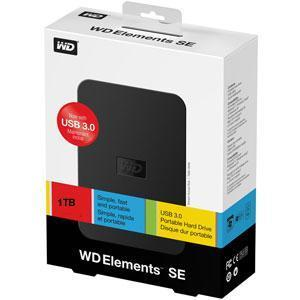 Western Digital Elements 500GB USB 3.0 HDD for Wii Homebrew