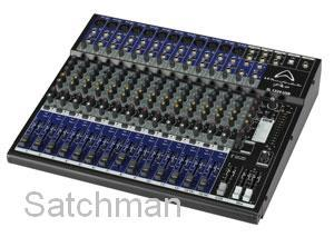 WHARFEDALE SL1224USB Powered Mixer (NEW) - FREE SHIPPING