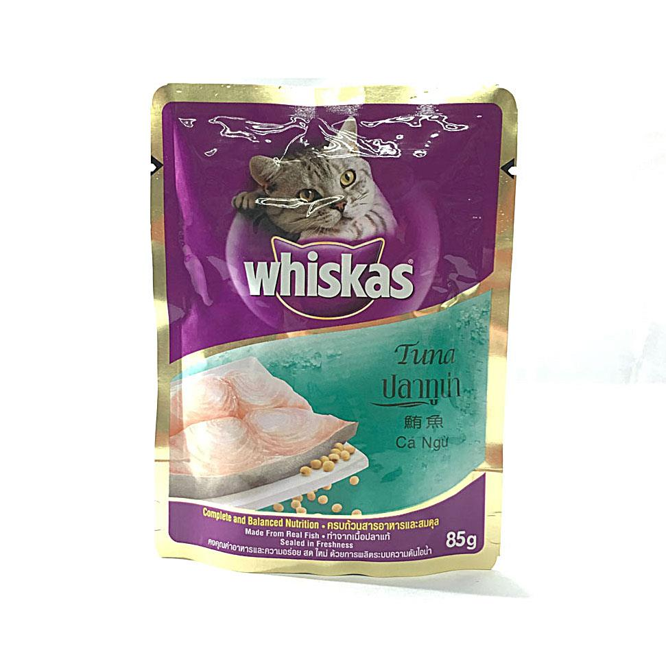 Whiskas tuna fish pouch cat wet foo end 3 17 2018 10 15 pm for Tuna fish price