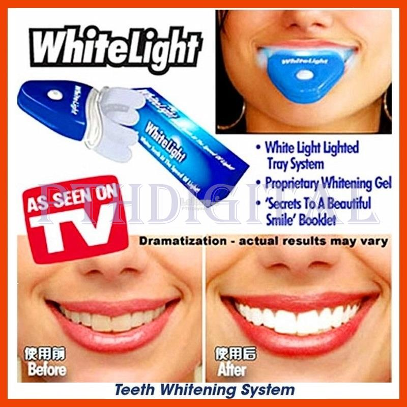 White Light Original Whitening Tooth Teeth Gel Dental Oral Personal