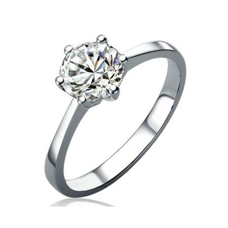 white zircon engagement rings image search results