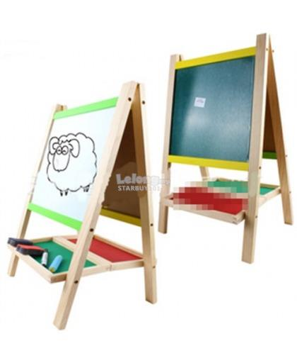 New Whiteboard 2 IN 1   Size:70x40x7.5cm