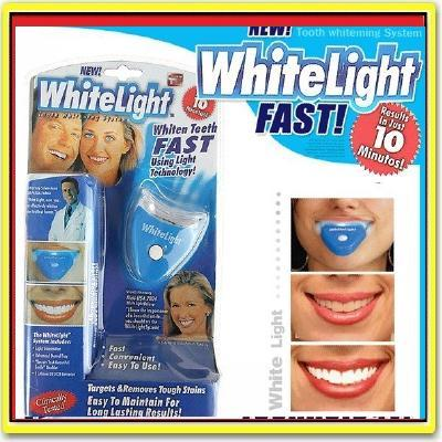 WhiteLight Teeth Whitening System AS SEEN ON TV
