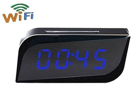Wifi IP Night Vision Clock Camera (WIP-30B)▼