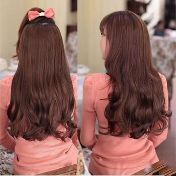 Wig Extension z40 ready stock
