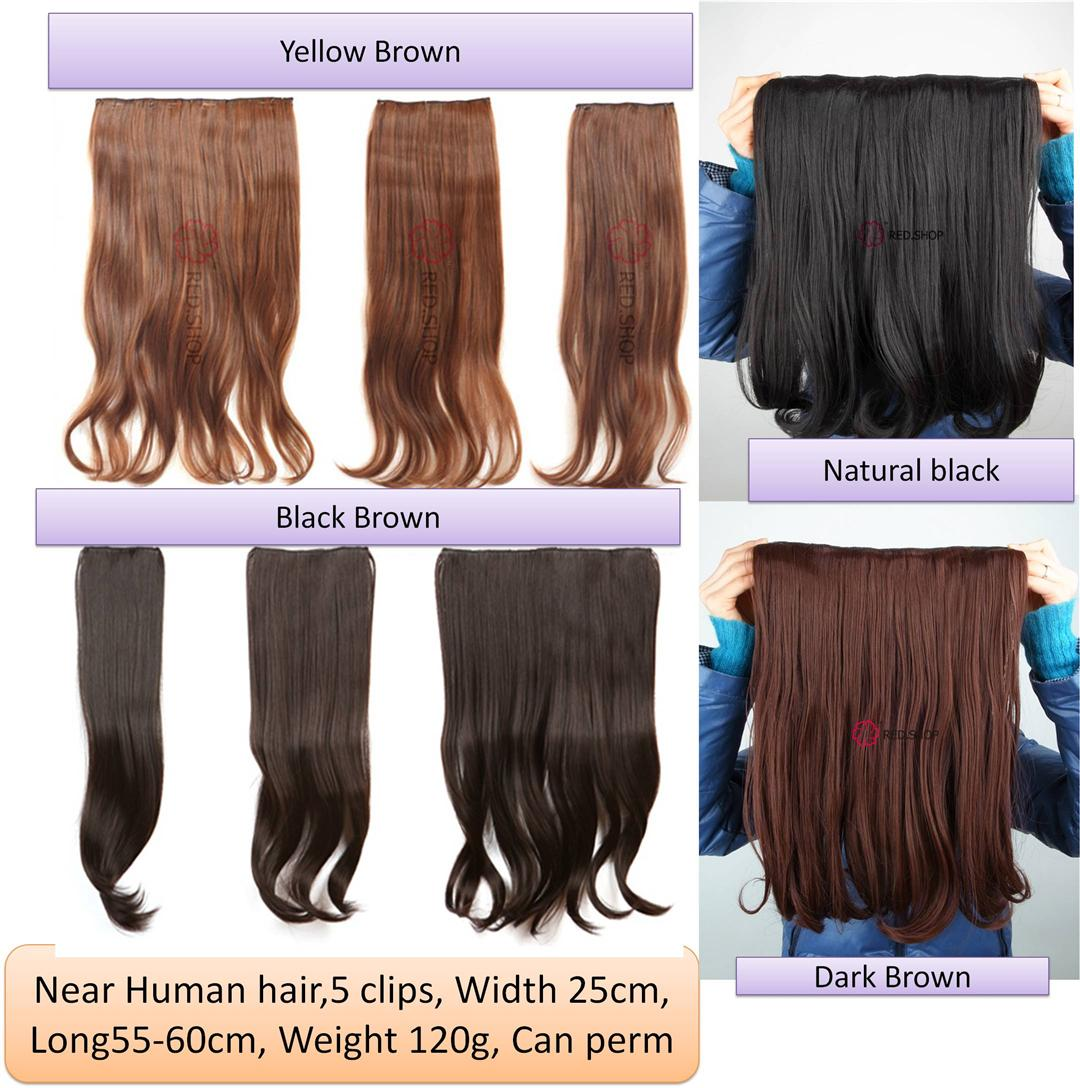 Wig Extension*Z5 ready stock-rambut palsu