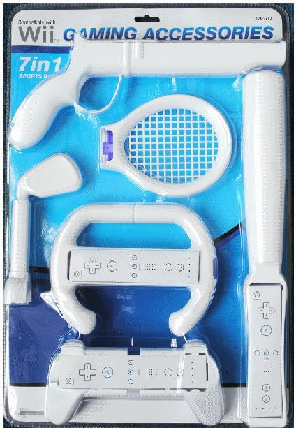 Wii 7-in-1 Sports Pack
