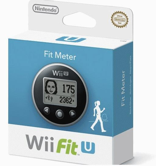 Wii Fit U Meter US Edition (New Price)