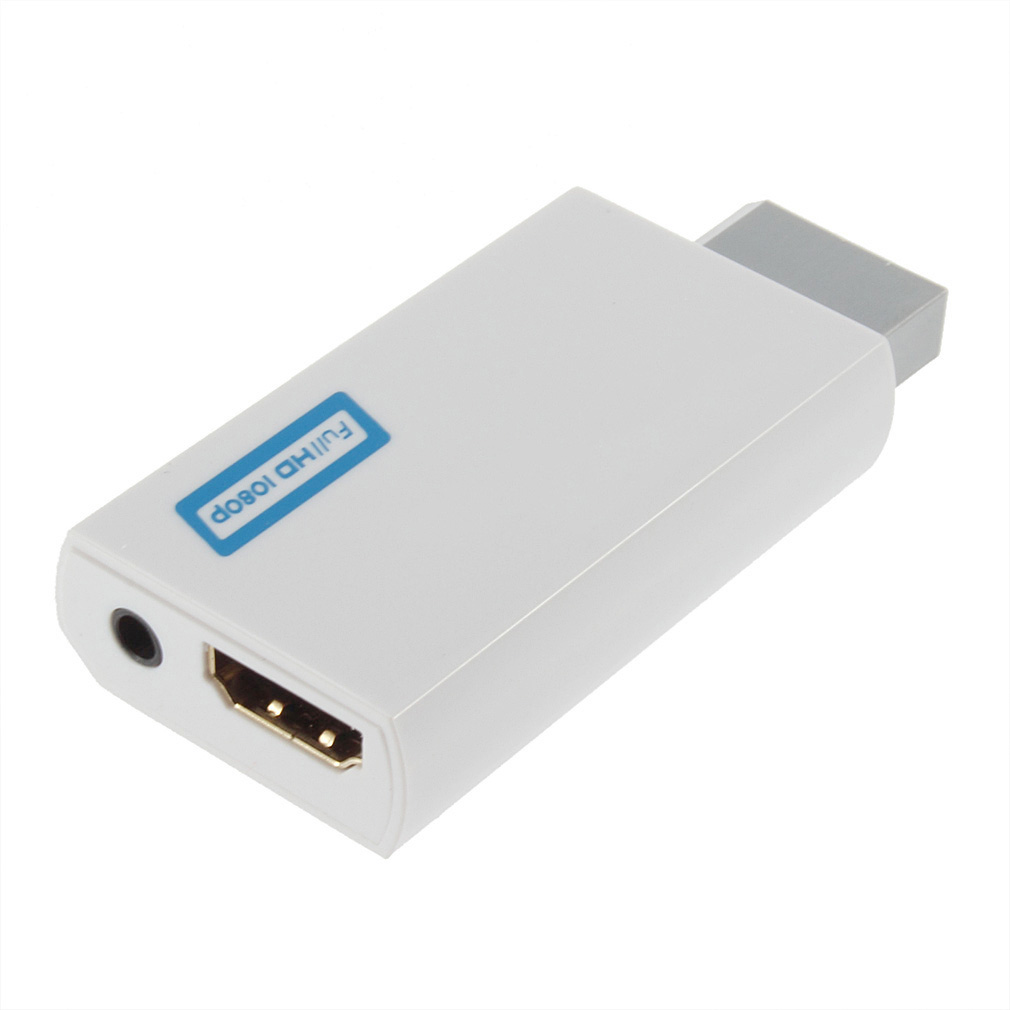 how to connect wii to tv with hdmi