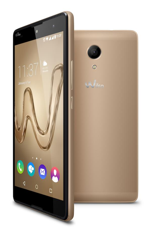 Wiko Smartphone, ROBBY