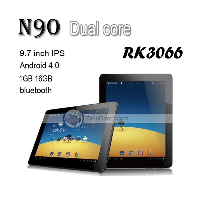 New Window N90 2 Dual core 1.6Ghz Dual camera IPS2 16GB/1GB tablet PC