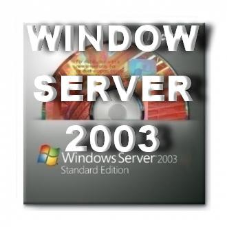 WINDOWS SERVER 2003 STD  WITH 5 CAL