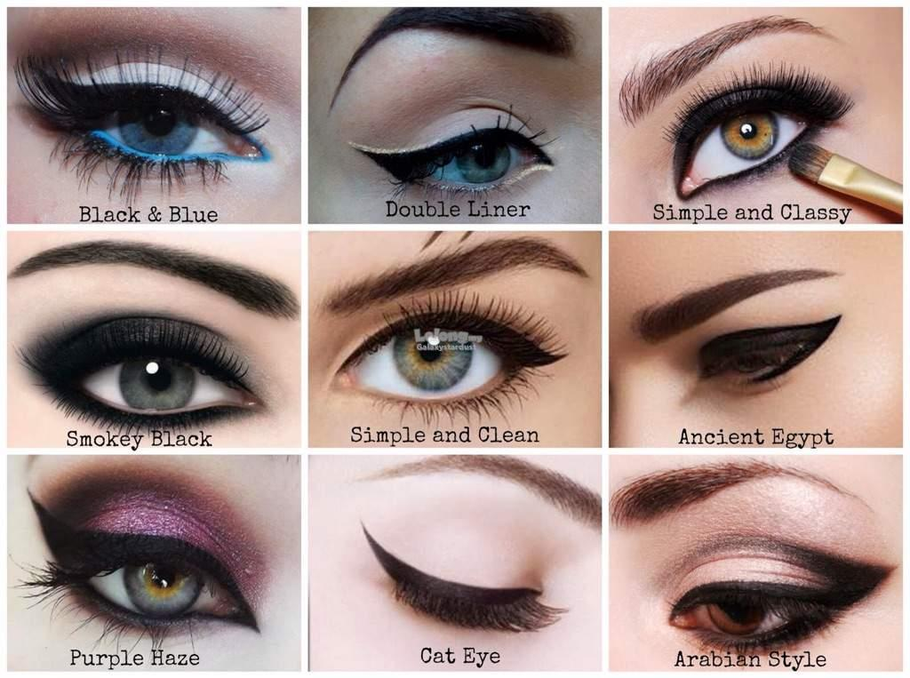 Winged Eyeliner Guide眼线辅助器