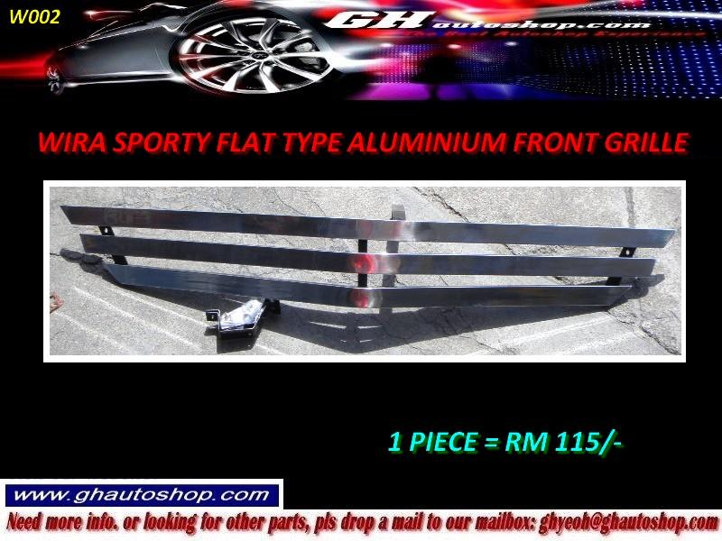 Grill Wira Uk Spec Car Accessories Amp Parts For Sale Selangor Mudah
