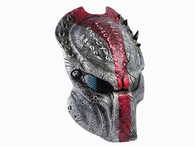 WIRE MESH 'WOLF 2.5' MASK