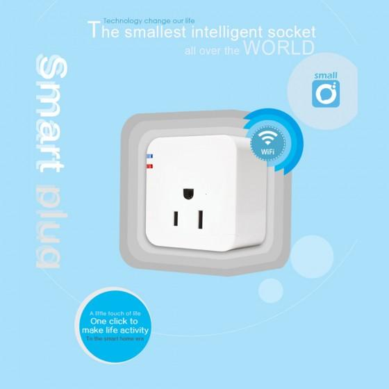 wireless wifi smart plug ios android end 4 4 2017 11 15 pm. Black Bedroom Furniture Sets. Home Design Ideas