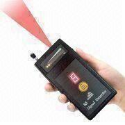 Wireless/Wired Detector for phone/camera even phone not talking