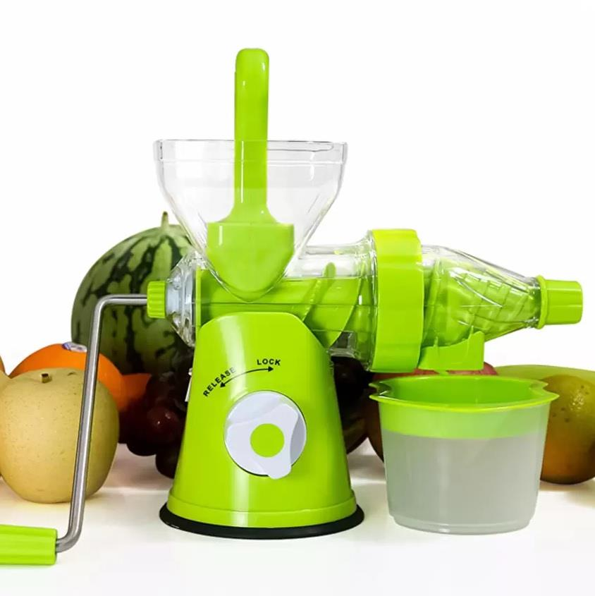 Juice Wizard Slow Juicer : Wizard Juice Maker (KEA0132) (end 1/23/2018 2:15 PM)