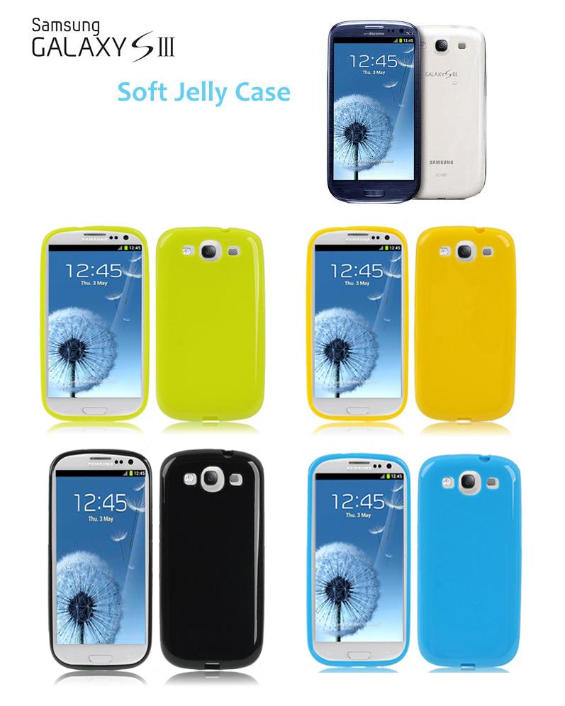 Samsung Galaxy S3 All Colors