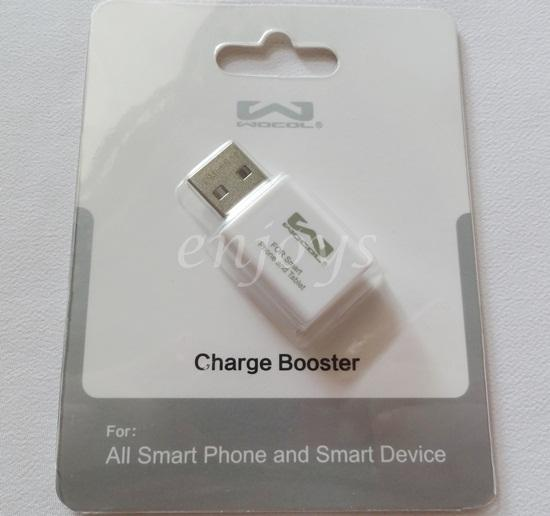 WOCOL USB Charge Booster Converter for ALL Phone Tablet ~Fast Charging