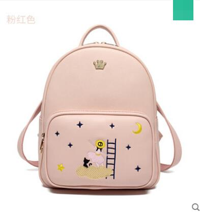 Women backpack shoulder bag female