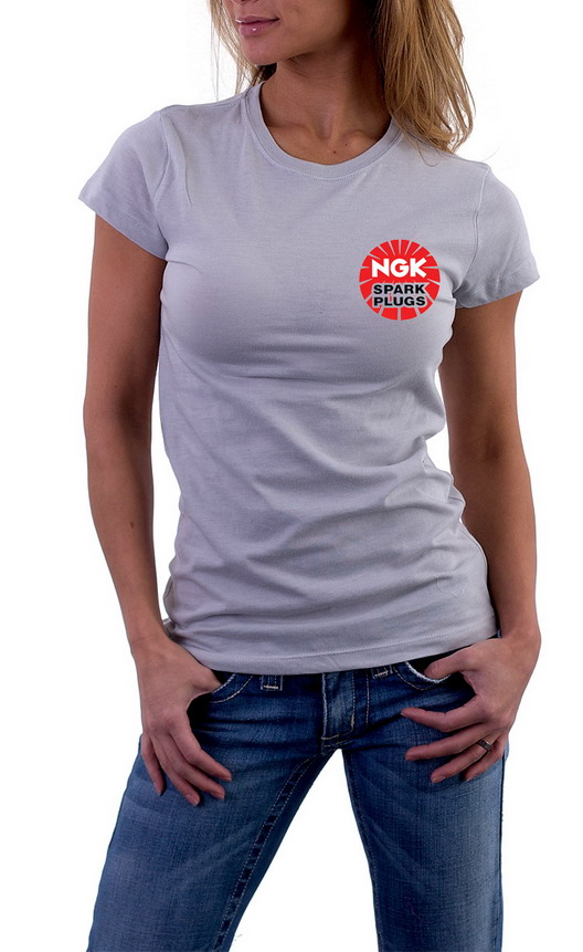 Women wear white champion ngk spark end 9 28 2016 8 59 am for Mercedes benz t shirts sale