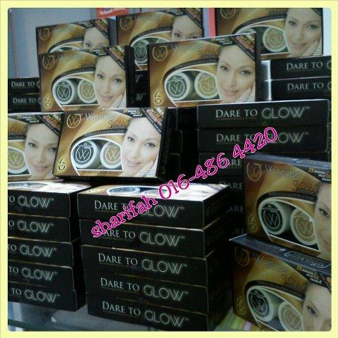 WONDERGLOW COSMETICS~SET BASIC GOLD SERIES~