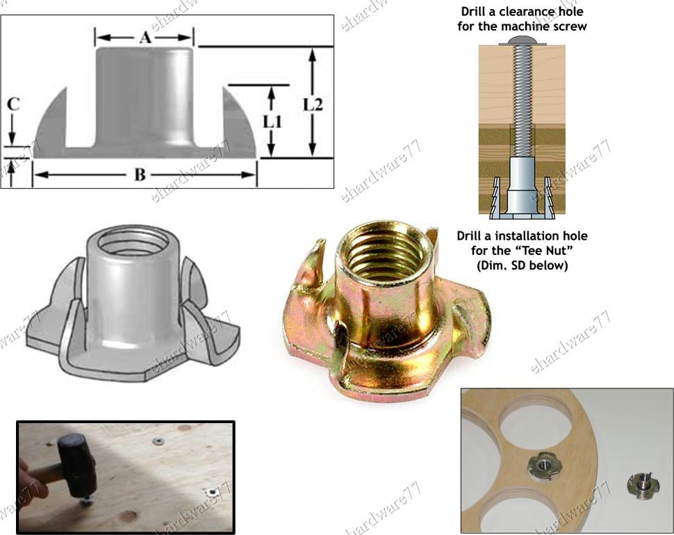 Casdon Wood Thread Insert Pdf Blueprints Download And How