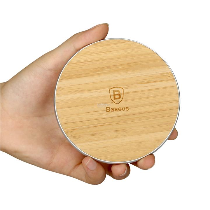 WOOD SURFACE QI WIRELESS CHARGIN