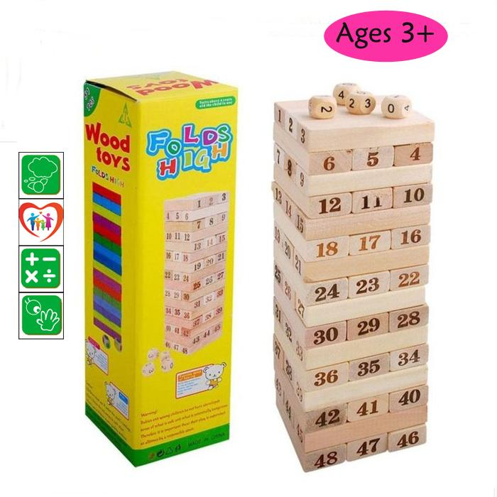 wooden toy toys jenga block childre end 8 21 2017 11 42 am. Black Bedroom Furniture Sets. Home Design Ideas
