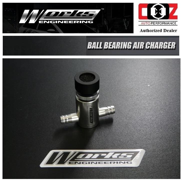 WORKS ENGINEERING BALL BEARING AIR CHARGER