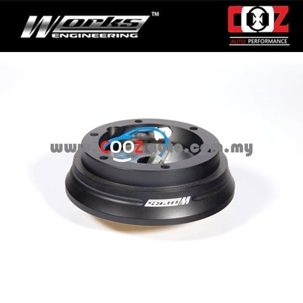 Works Engineering Short Hub Boss Kit Proton Satria/ Putra / Perdana