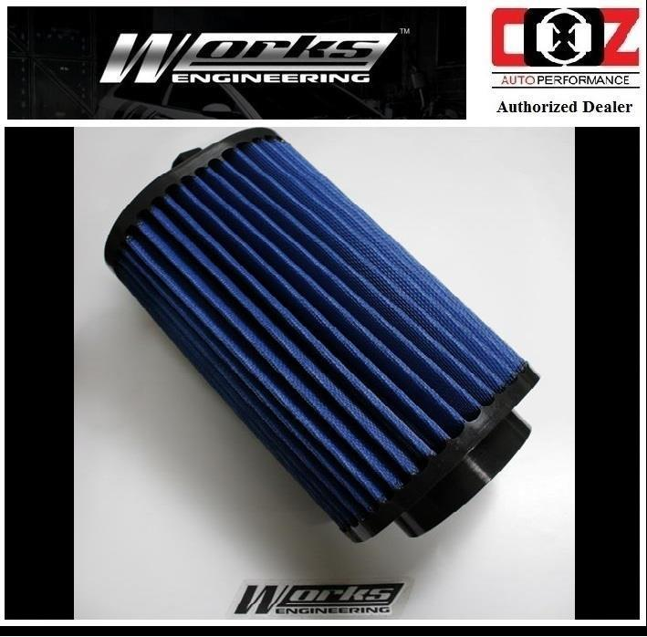 WORKS ENGINEERING SIMOTA DROP IN AIR FILTER MERCEDES BENZ C160/180