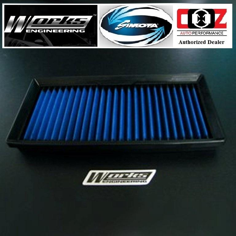 WORKS ENGINEERING SIMOTA DROP IN AIR FILTER PROTON SATRIA NEO WAJA CPS