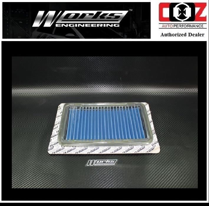 WORKS ENGINEERING SIMOTA DROP IN AIR FILTER TOYOTA ALPHARD