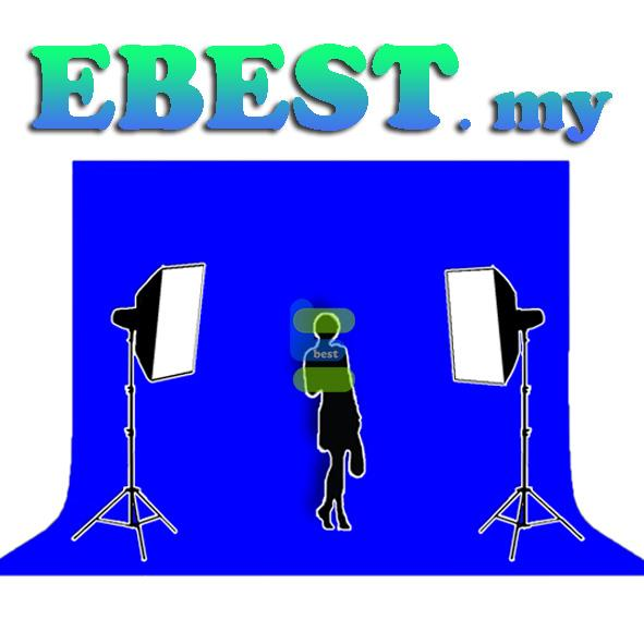 Non-woven Blue Background for Professional Studio Photography