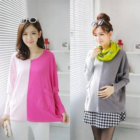 WT4994 Fashion Top ( 2 Colors )