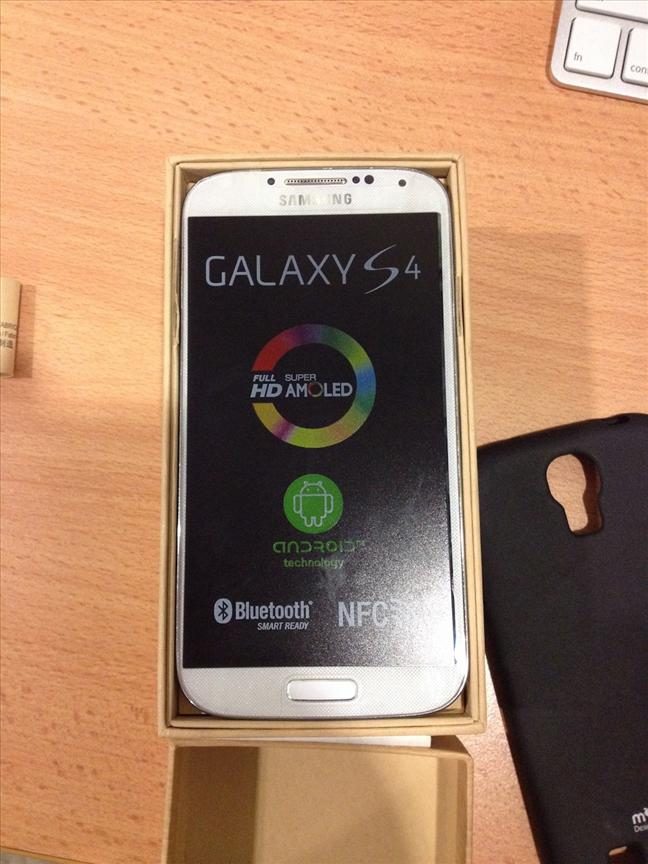 WTS Samsung Galaxy S4 LTE AP (Used) SOLD