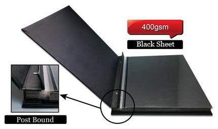 WV3-XL SELF ADHESIVE PHOTO ALBUM