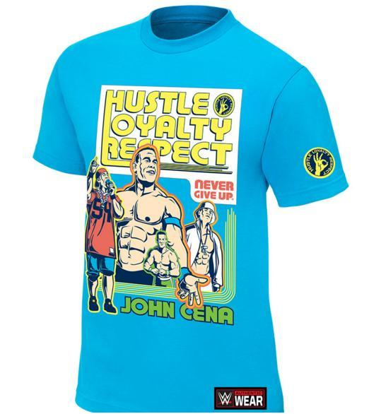 WWE John Cena Throwback T Shirt