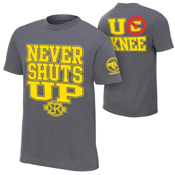 WWE Seth Rollins U Can't C Knee Official T Shirt